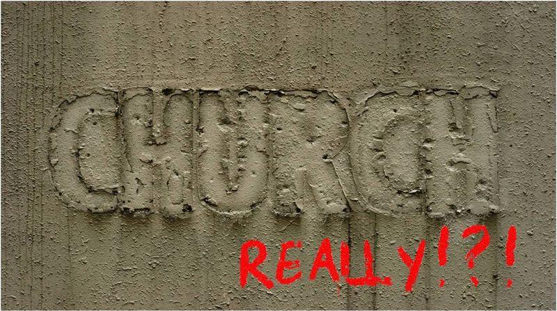 Church really 3