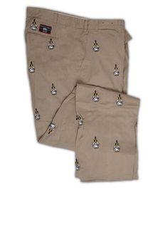Bulldog pants