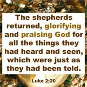 Luke 2-20
